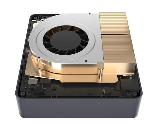 Itt a GMK NucBox 2, ami egy erőgép az első variánshoz képest 4