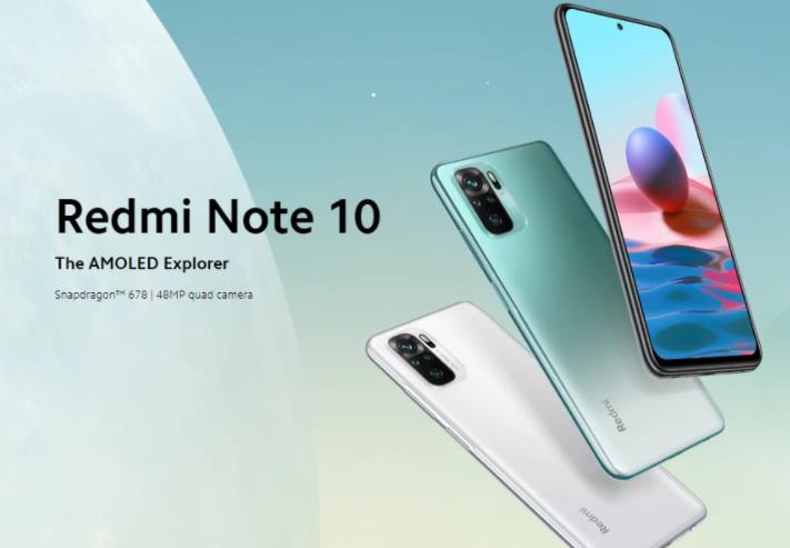 Végre olcsón rendelhető a Redmi Note 10 2