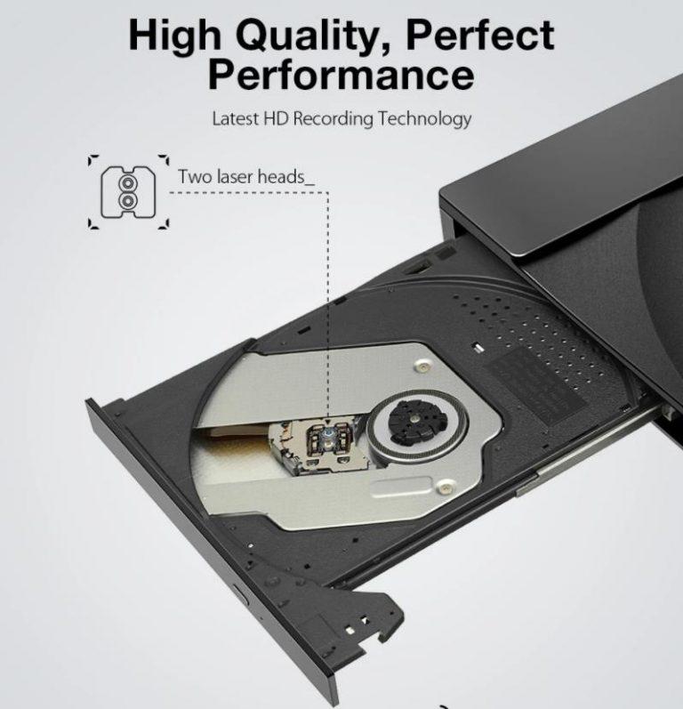 Külső Blu-ray olvasót dob piacra a BlitzWolf 7