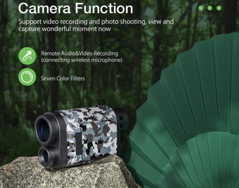 Kamerás gyerektávcsövet dobott piacra a BlitzWolf 5