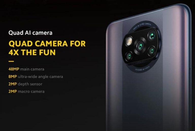 Váratlanul alacsony áron rendelhető az erősebbik Poco X3 Pro 12