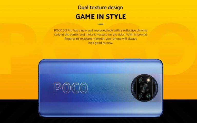 Váratlanul alacsony áron rendelhető az erősebbik Poco X3 Pro 7