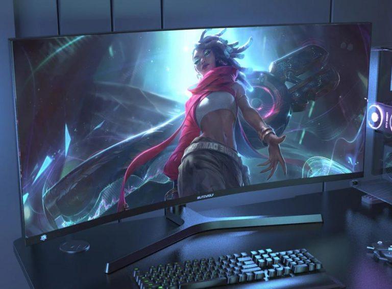Két gamer monitorral állt a nyilvánosság elé a BlitzWolf 12
