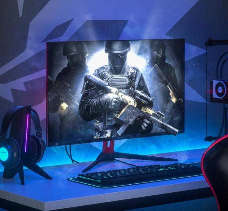 Két gamer monitorral állt a nyilvánosság elé a BlitzWolf 2