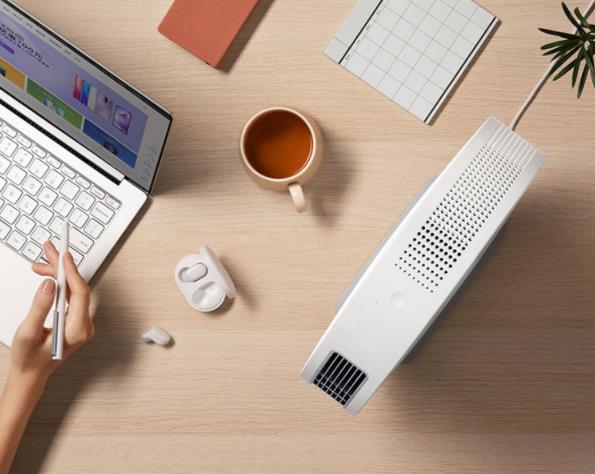 Elérhető áron lehet kapni a Xiaomi asztali légtisztítót 8