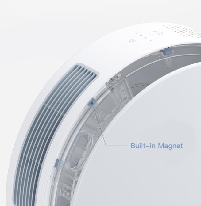 Elérhető áron lehet kapni a Xiaomi asztali légtisztítót 5