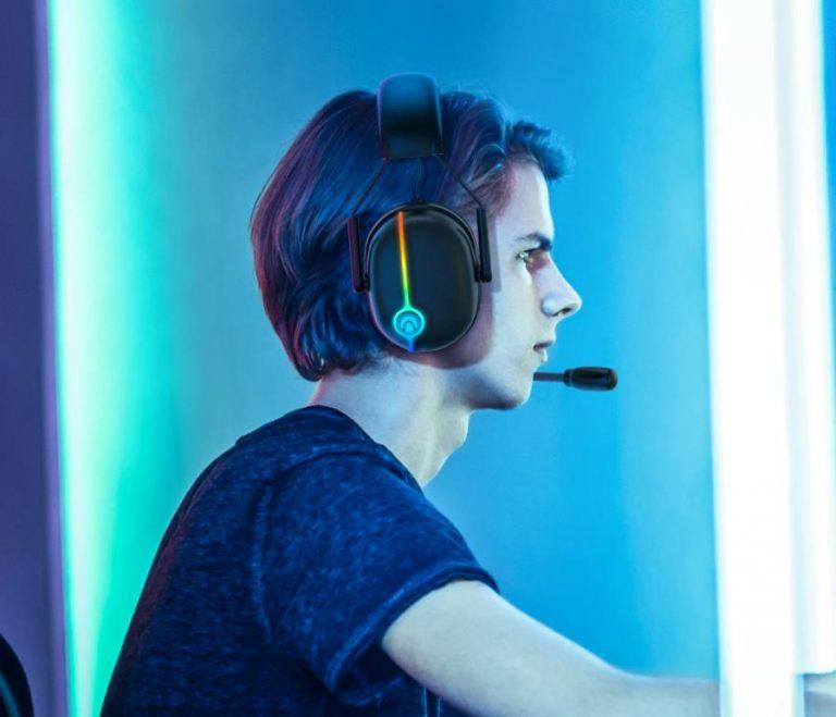 Retró stílusú gamer fejhallgató az Airaux következő dobása 5