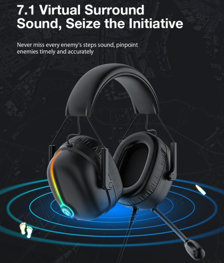 Retró stílusú gamer fejhallgató az Airaux következő dobása 8