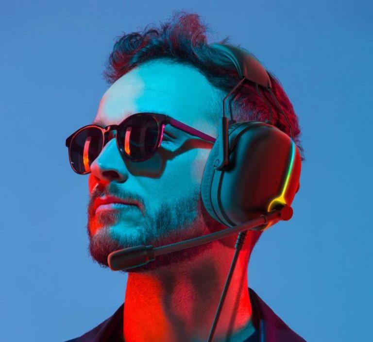 Retró stílusú gamer fejhallgató az Airaux következő dobása 4