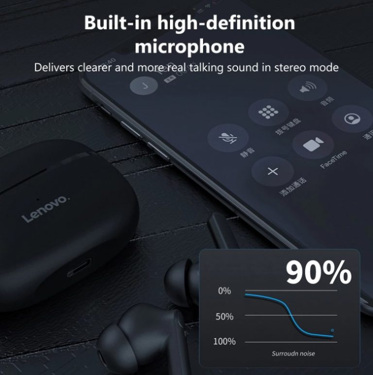 5000 forint alatt kapható a Lenovo egyik legújabb BT fülese 8