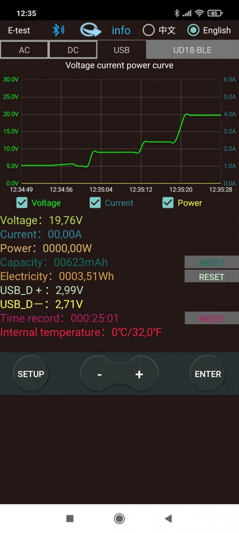 Baseus GaN 2 Pro töltők tesztje 17