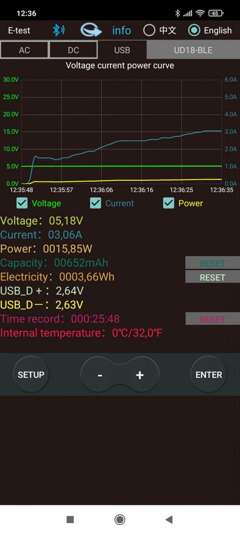 Baseus GaN 2 Pro töltők tesztje 18