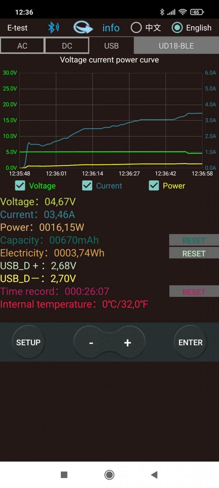Baseus GaN 2 Pro töltők tesztje 19