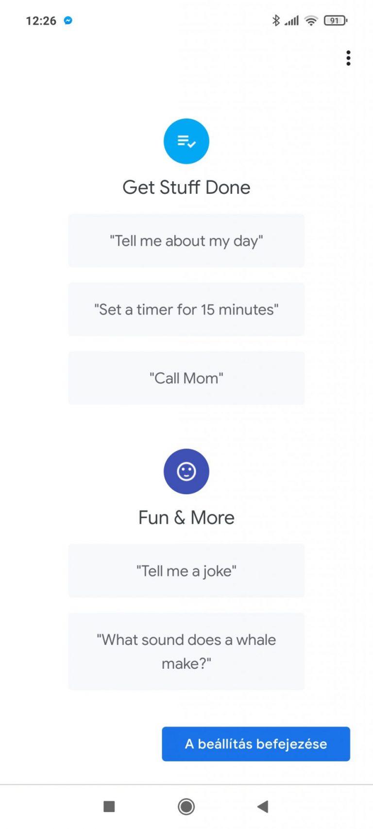 Xiaomi Mi Smart Clock ébresztőóra teszt 18