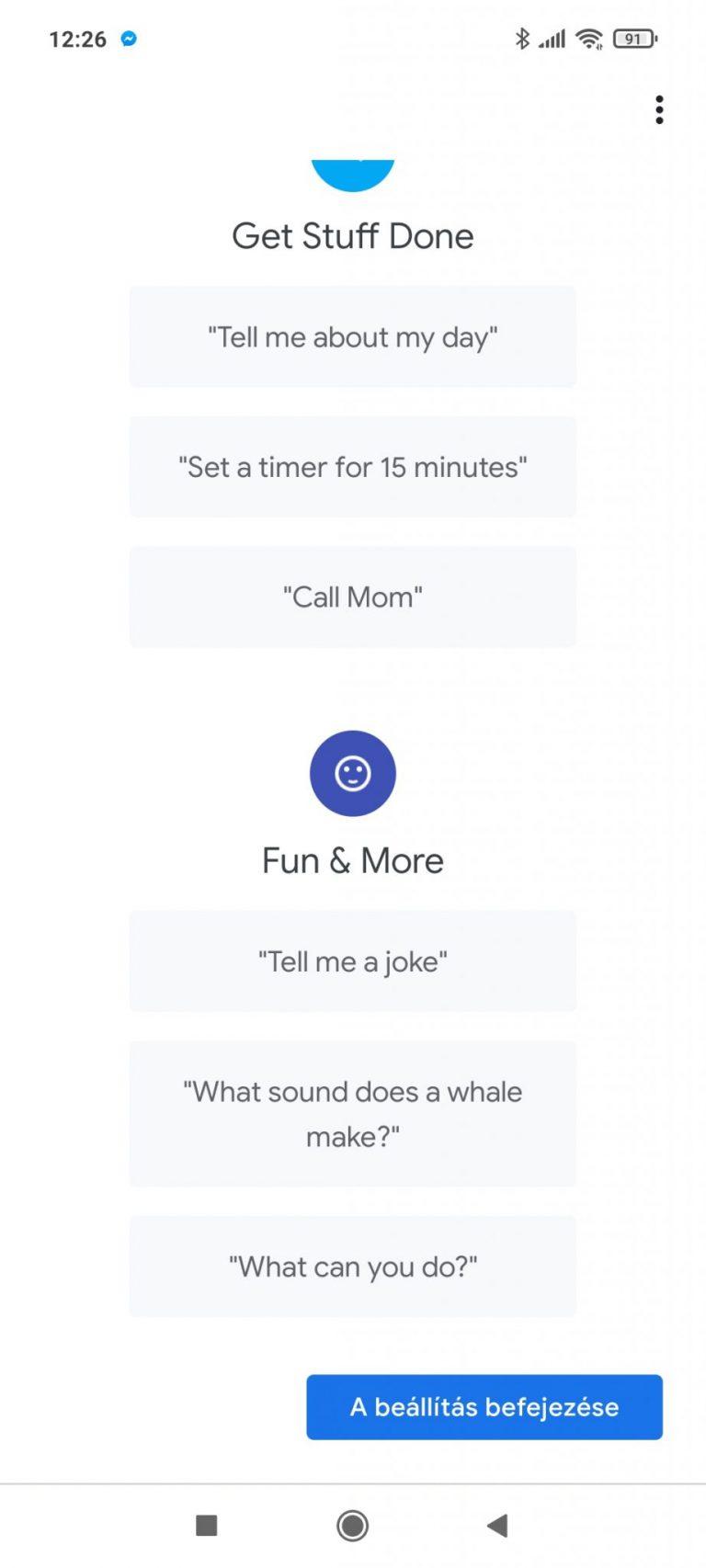Xiaomi Mi Smart Clock ébresztőóra teszt 19
