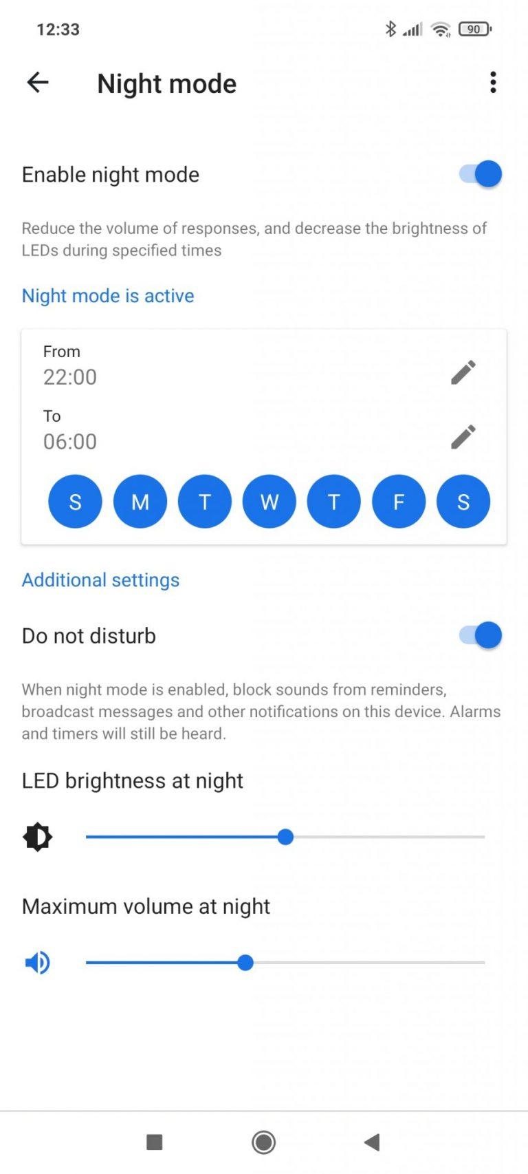 Xiaomi Mi Smart Clock ébresztőóra teszt 21