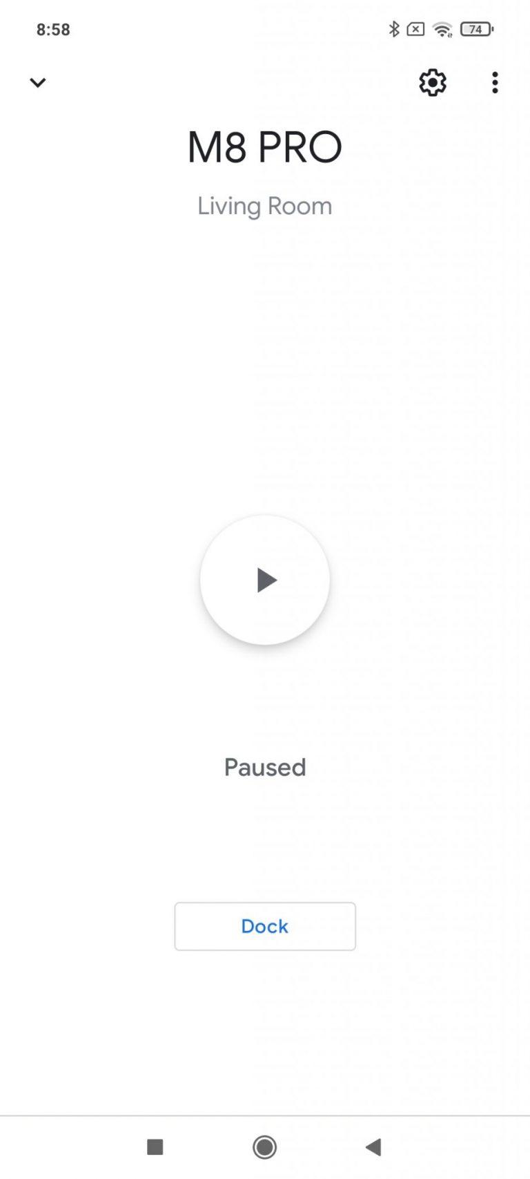 Xiaomi Mi Smart Clock ébresztőóra teszt 37