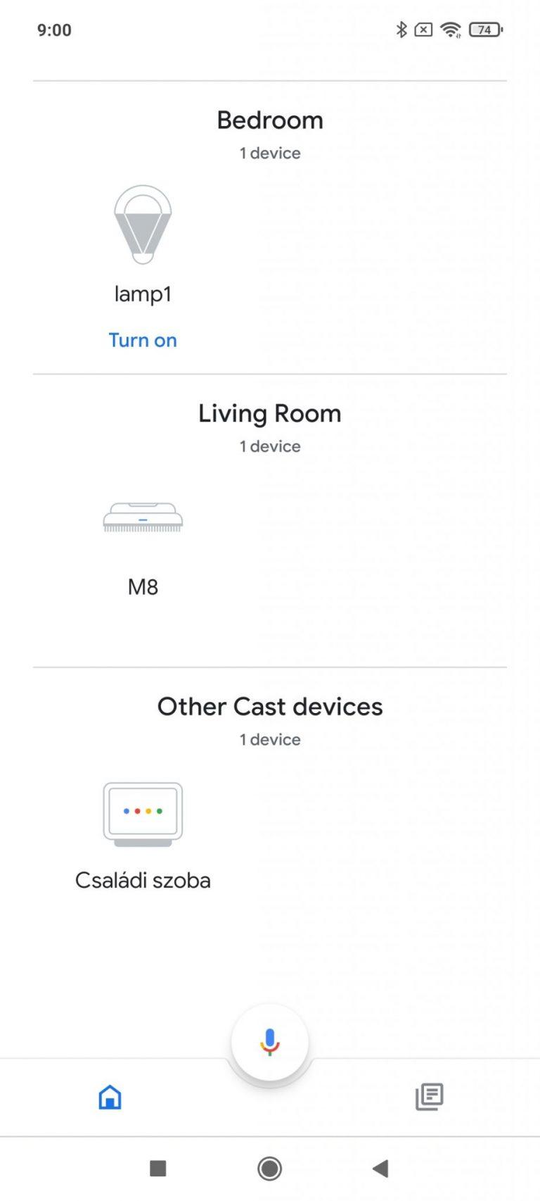 Xiaomi Mi Smart Clock ébresztőóra teszt 38
