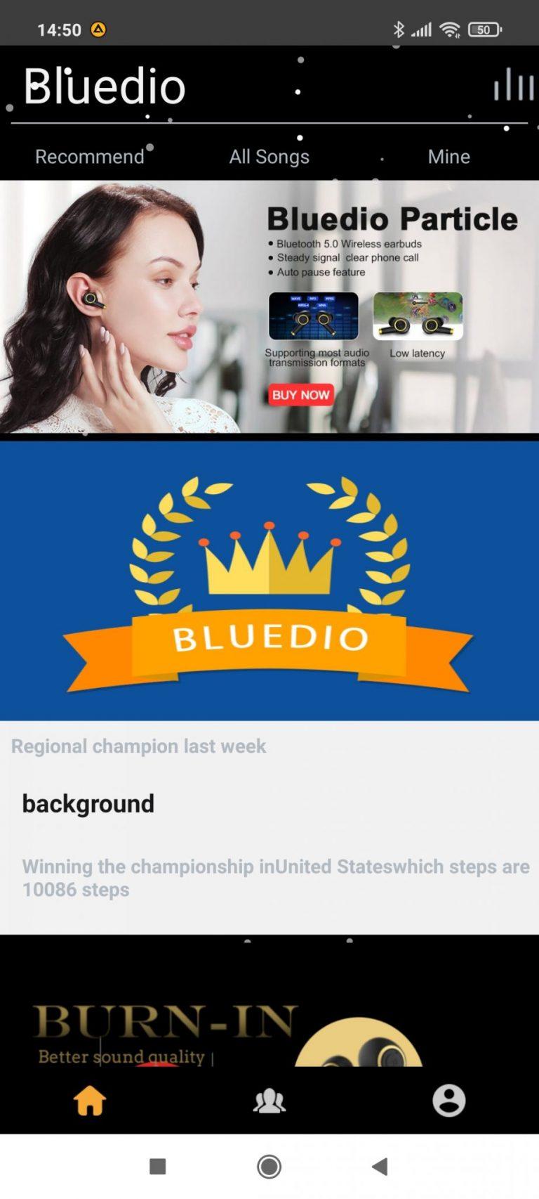 Bluedio T7+ zajszűrős fejhallgató teszt 10