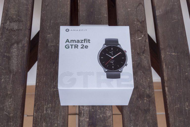 Amazfit GTS 2 mini, GTS 2e és GTR 2e sportórák tesztje 70