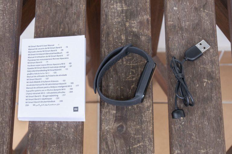Xiaomi Mi Smart Band 6 aktivitásmérő teszt 3