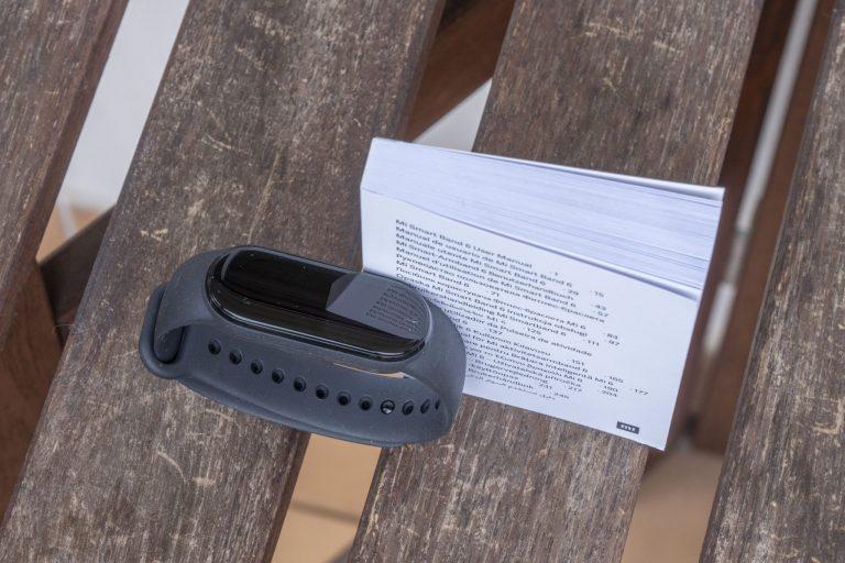 Xiaomi Mi Smart Band 6 aktivitásmérő teszt 4