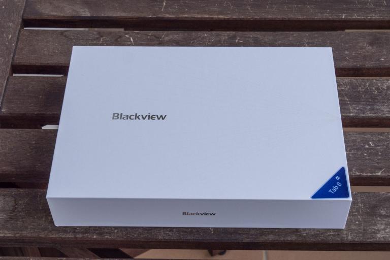 Blackview Tab 8 tablet teszt 2