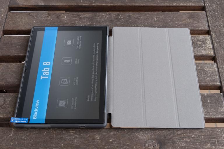 Blackview Tab 8 tablet teszt 4