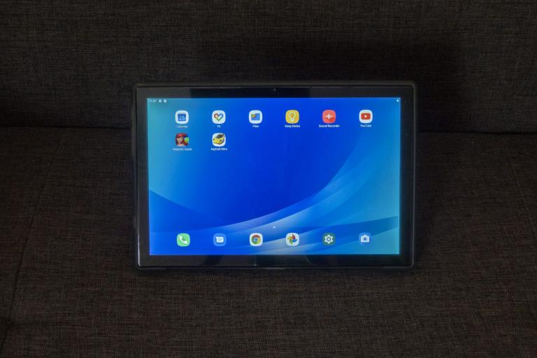 Blackview Tab 8 tablet teszt 16