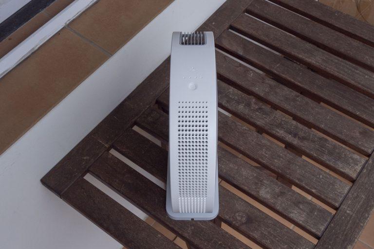 Xiaomi Mijia asztali légtisztító teszt 5