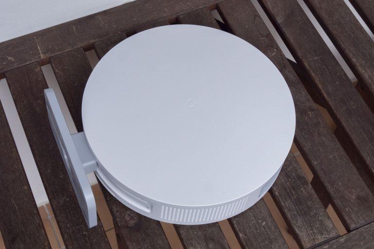 Xiaomi Mijia asztali légtisztító teszt 9