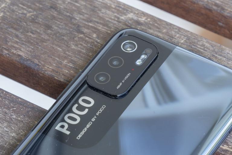 Poco M3 Pro okostelefon teszt 9