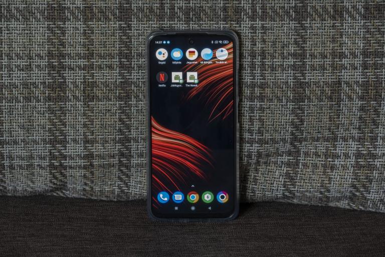 Poco M3 Pro okostelefon teszt 22