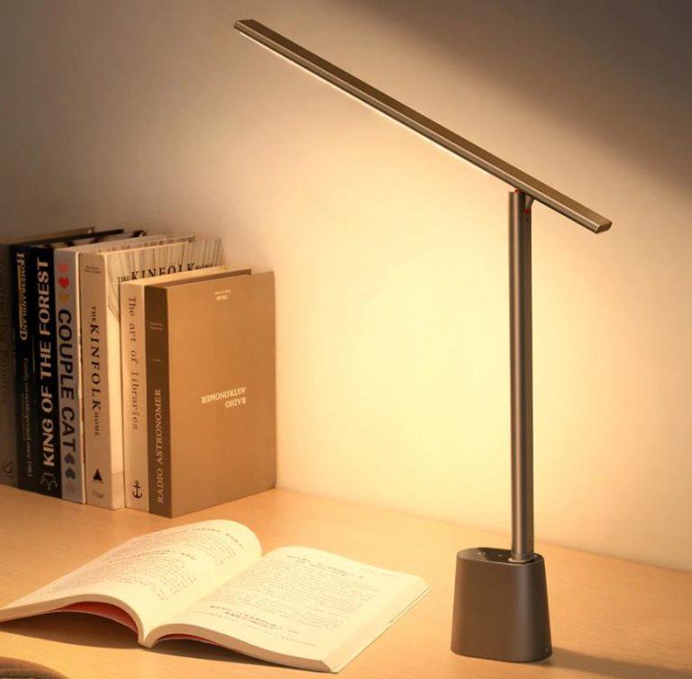 Lenyűgöző a legújabb Baseus akkumulátoros asztali lámpa 2