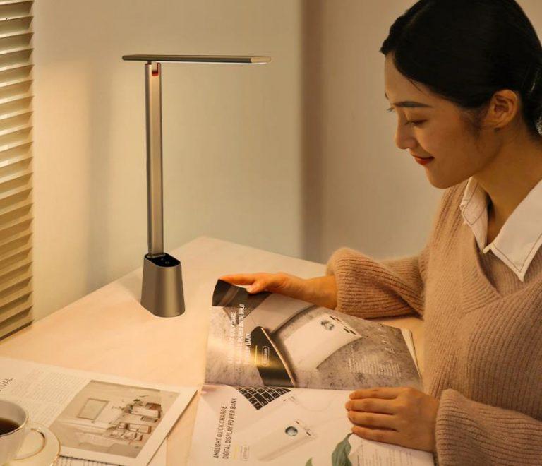 Lenyűgöző a legújabb Baseus akkumulátoros asztali lámpa 3
