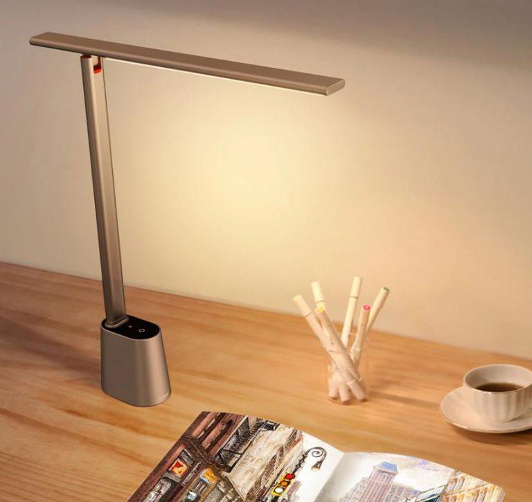 Lenyűgöző a legújabb Baseus akkumulátoros asztali lámpa 9