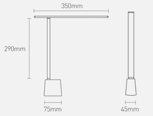 Lenyűgöző a legújabb Baseus akkumulátoros asztali lámpa 15