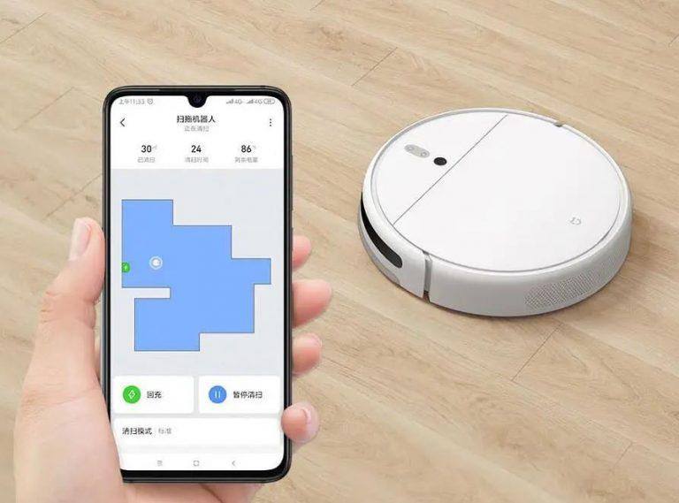 Olcsó robotporszívó ajánló: Xiaomi Vacuum-Mop 60 000 Ft alatt 7