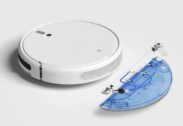 Olcsó robotporszívó ajánló: Xiaomi Vacuum-Mop 60 000 Ft alatt 4