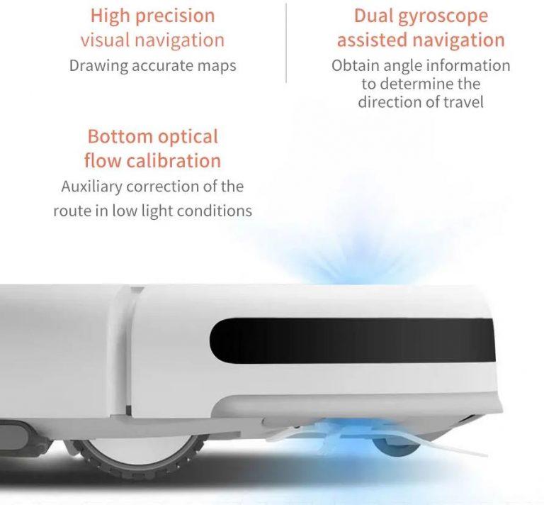 Olcsó robotporszívó ajánló: Xiaomi Vacuum-Mop 60 000 Ft alatt 3