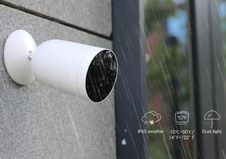 Yi Kami akkumulátoros kültéri kamera kiemelkedően jó áron 3