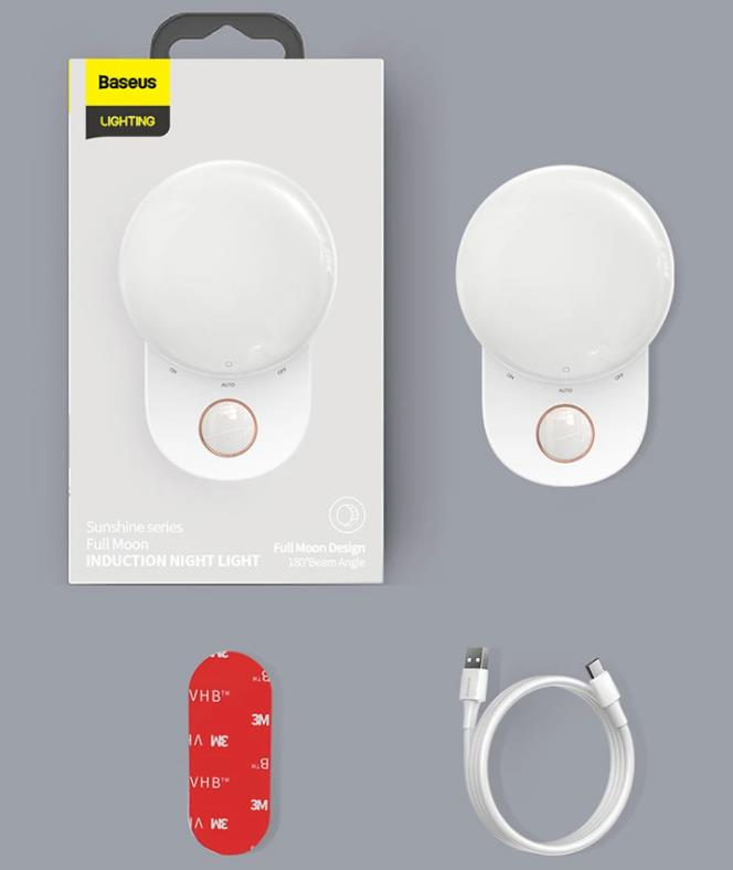 A Baseus éjjeli lámpájával kitalálunk éjszaka a hűtőszekrényhez 10