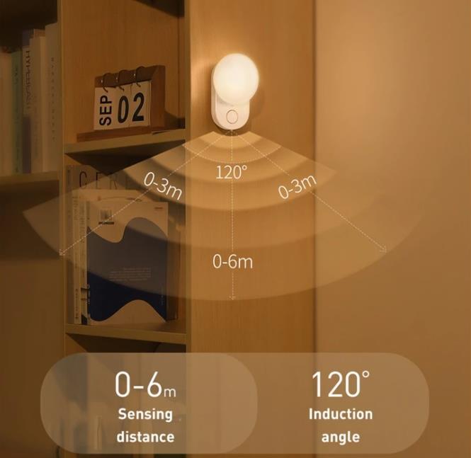 A Baseus éjjeli lámpájával kitalálunk éjszaka a hűtőszekrényhez 7