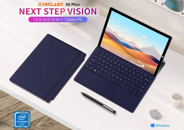 Már kapható a Teclast X6 Plus táblagép 2