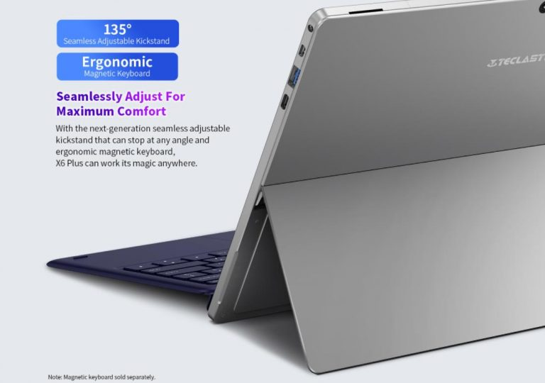 Már kapható a Teclast X6 Plus táblagép 5