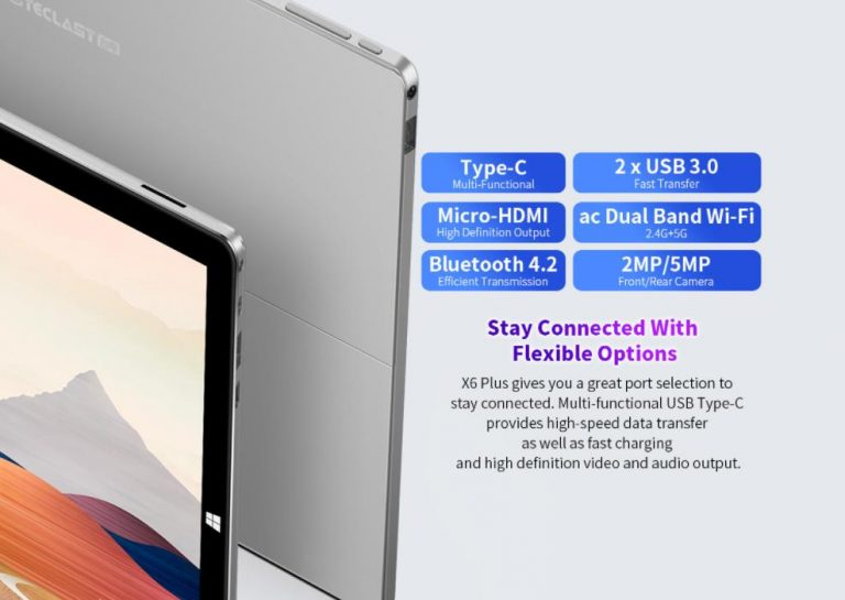 Már kapható a Teclast X6 Plus táblagép 4