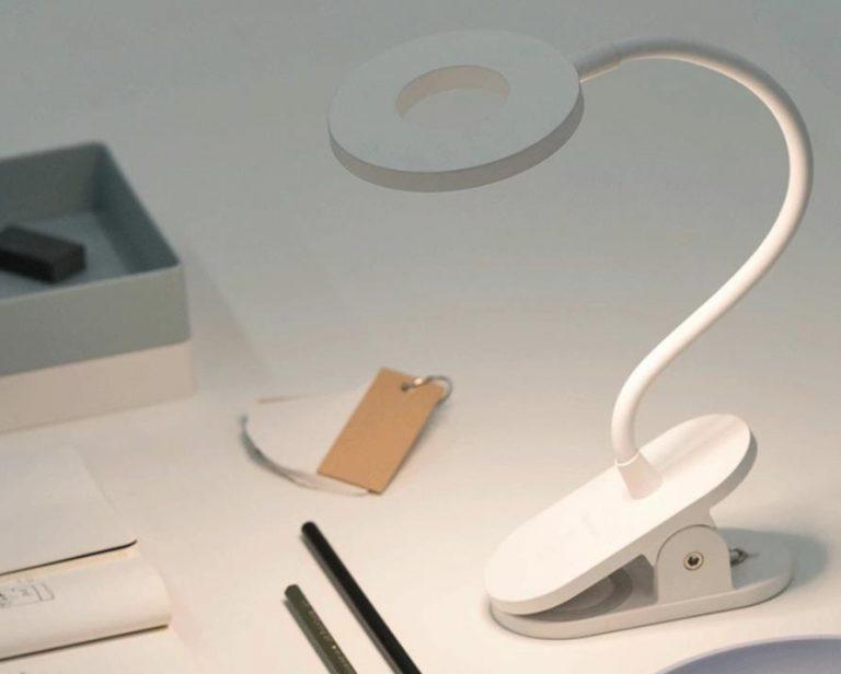 Yeelight akkumulátoros, csíptetős lámpa az EU raktár sztárja 5