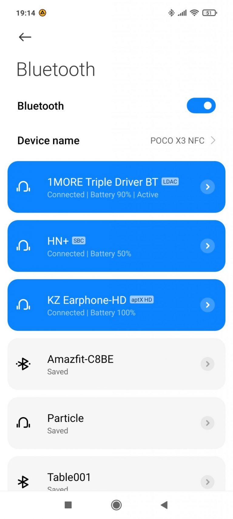 1MORE Triple Driver 1001 BT fülhallgató teszt 25