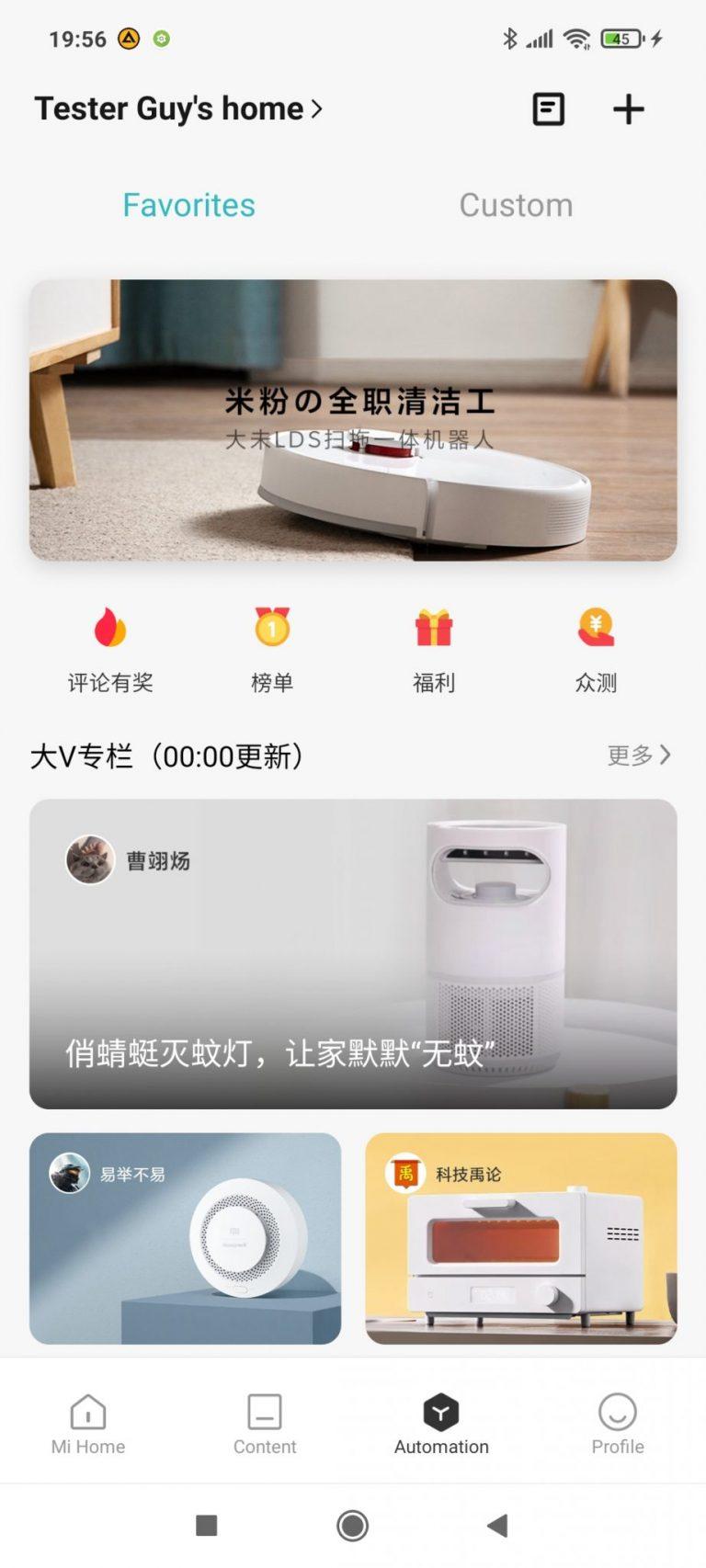 Xiaomi Viomi S9 Alpha UV önürítő robotporszívó teszt 27