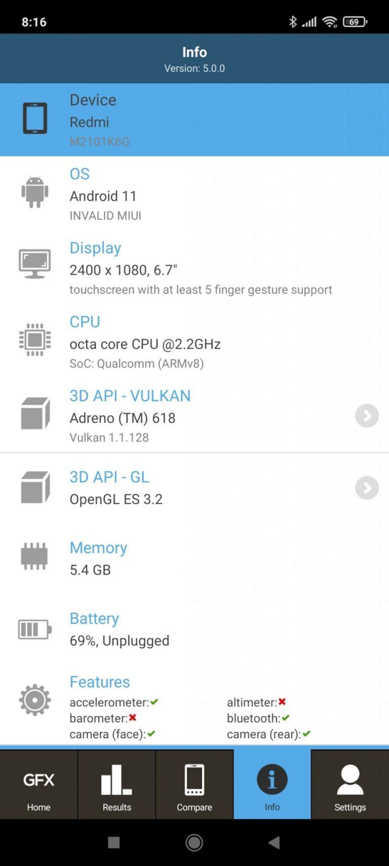 Xiaomi Redmi Note 10 Pro okostelefon teszt 19